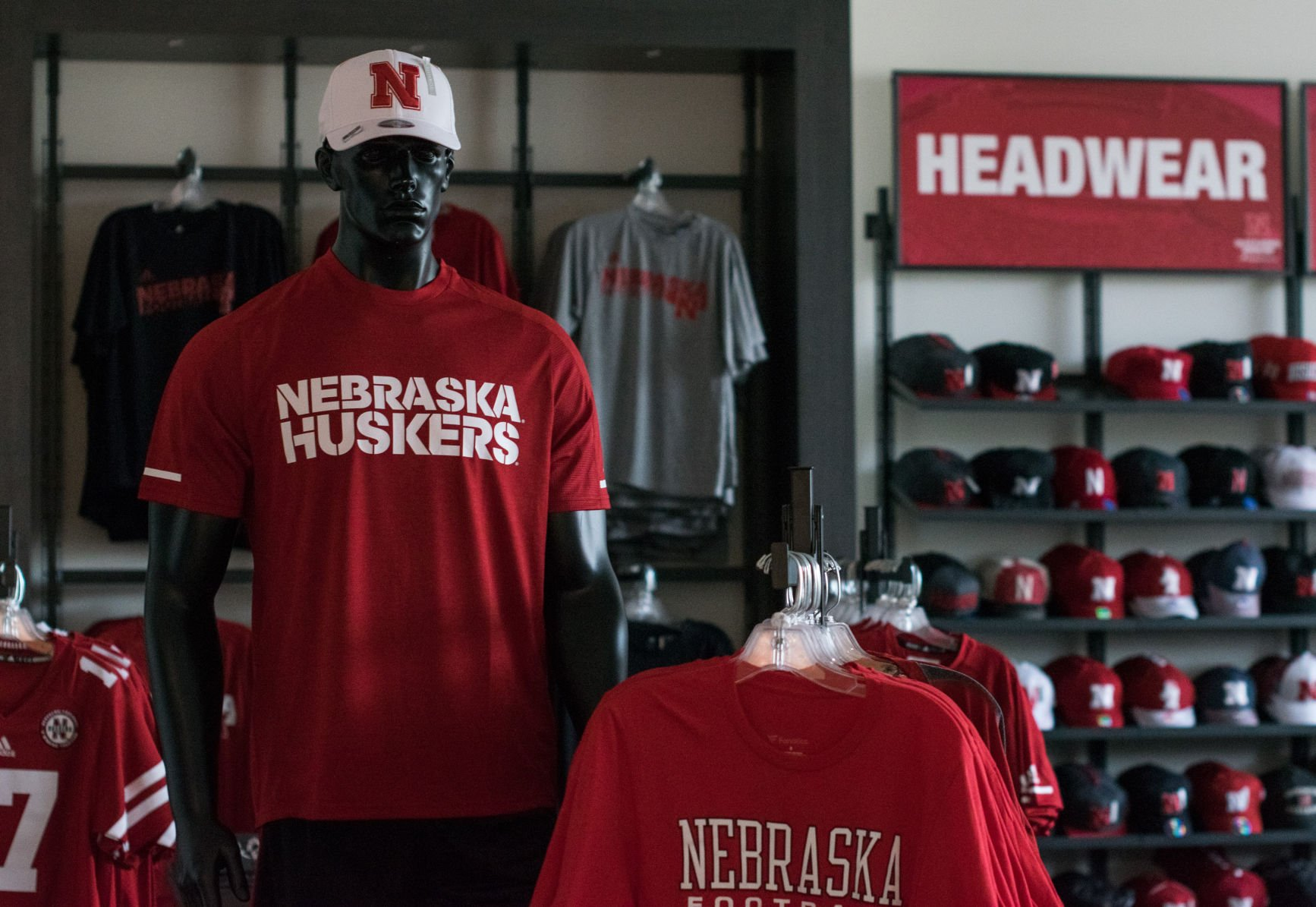 A New Husker Store Was Developed By A Group Of Student For Interior Design  Studio 2. Students Can Find The Store On The First Floor Of The New College  Of ...