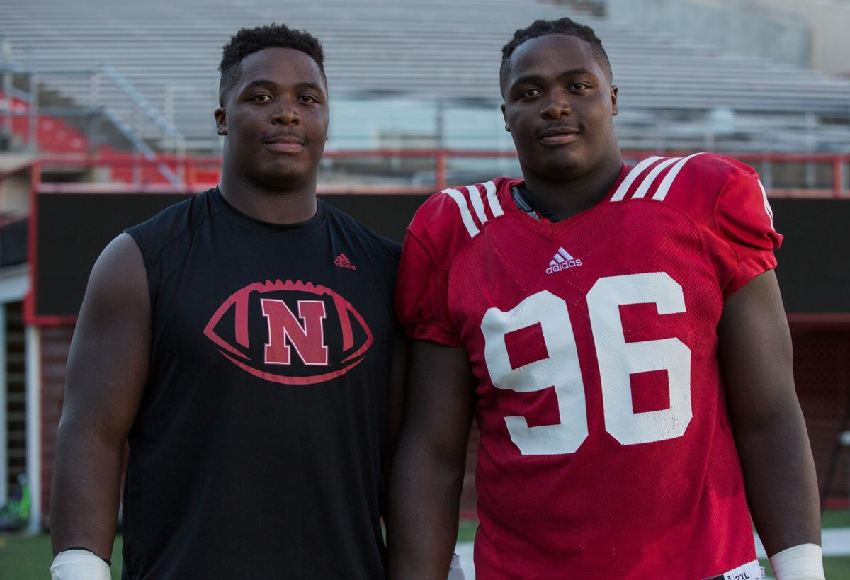 Twins look to continue family legacy as Nebraska Blackshirts ...