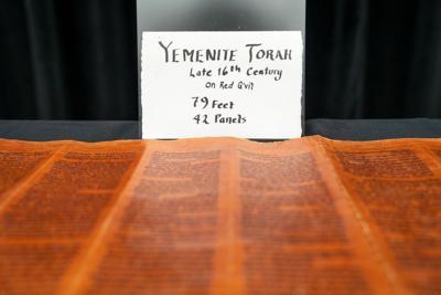 The Yemenite Torah