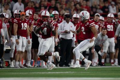 Nebraska vs. Northwestern Football Photo No. 15