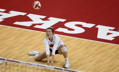 Mikaela Foecke against Illinois