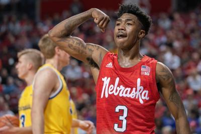 Nebraska Basketball vs. South Dakota State Photo No. 20