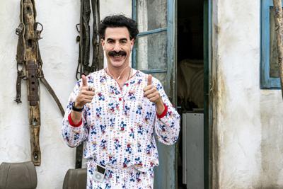 Borat photo