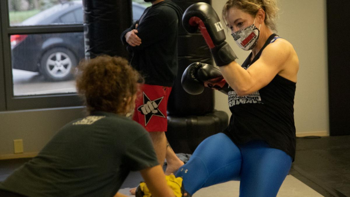 Local martial arts school specializes in self-defense, female empowerment