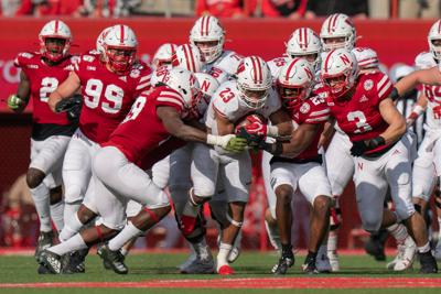 Nebraska vs. Wisconsin Photo No. 21