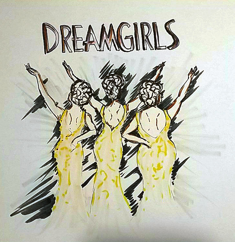Volleyball Magazine Fab 50: Flick Pick: 'Dreamgirls' Features Stellar Acting, Musical