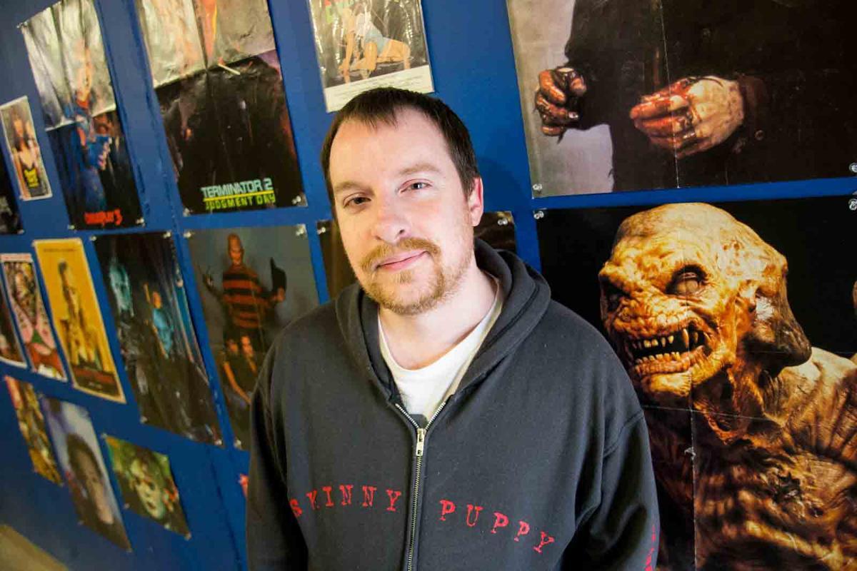Lincoln local pursues passion, opens video store   Culture ...
