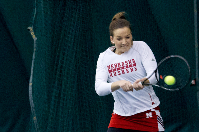 Husker women's tennis takes losses to Michigan, Michigan ...