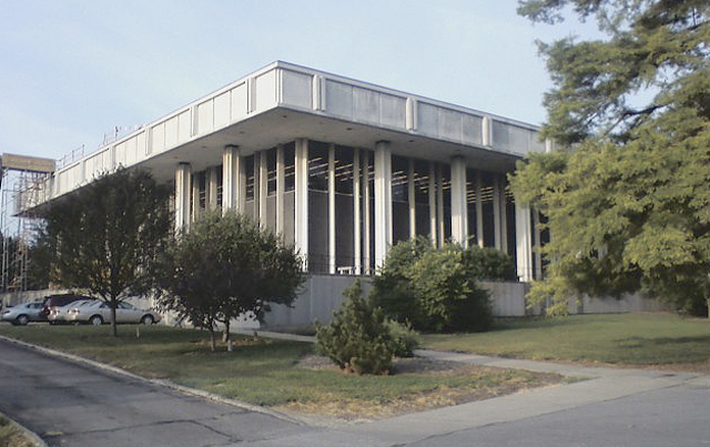 The CY Thompson Library