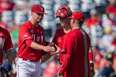 Poor pitching, defensive woes doom Huskers in 18-8 loss to Michigan