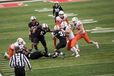 Nebraska Football vs. Illinois Photo No. 13