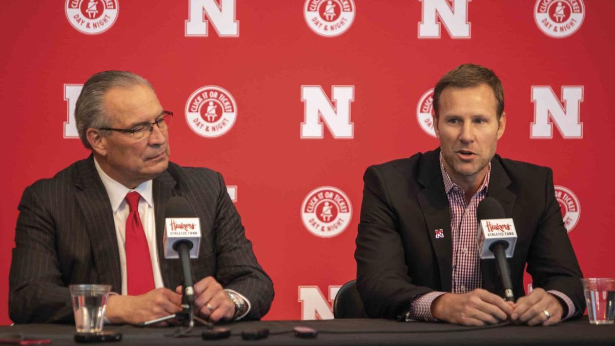 Coach Fred Hoiberg aims to push Nebraska basketball to new limits