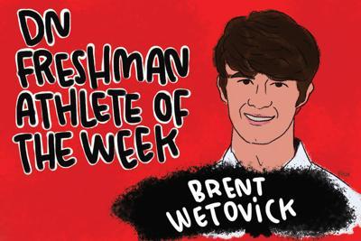 DN Freshman Athlete of the Week- Wetovick
