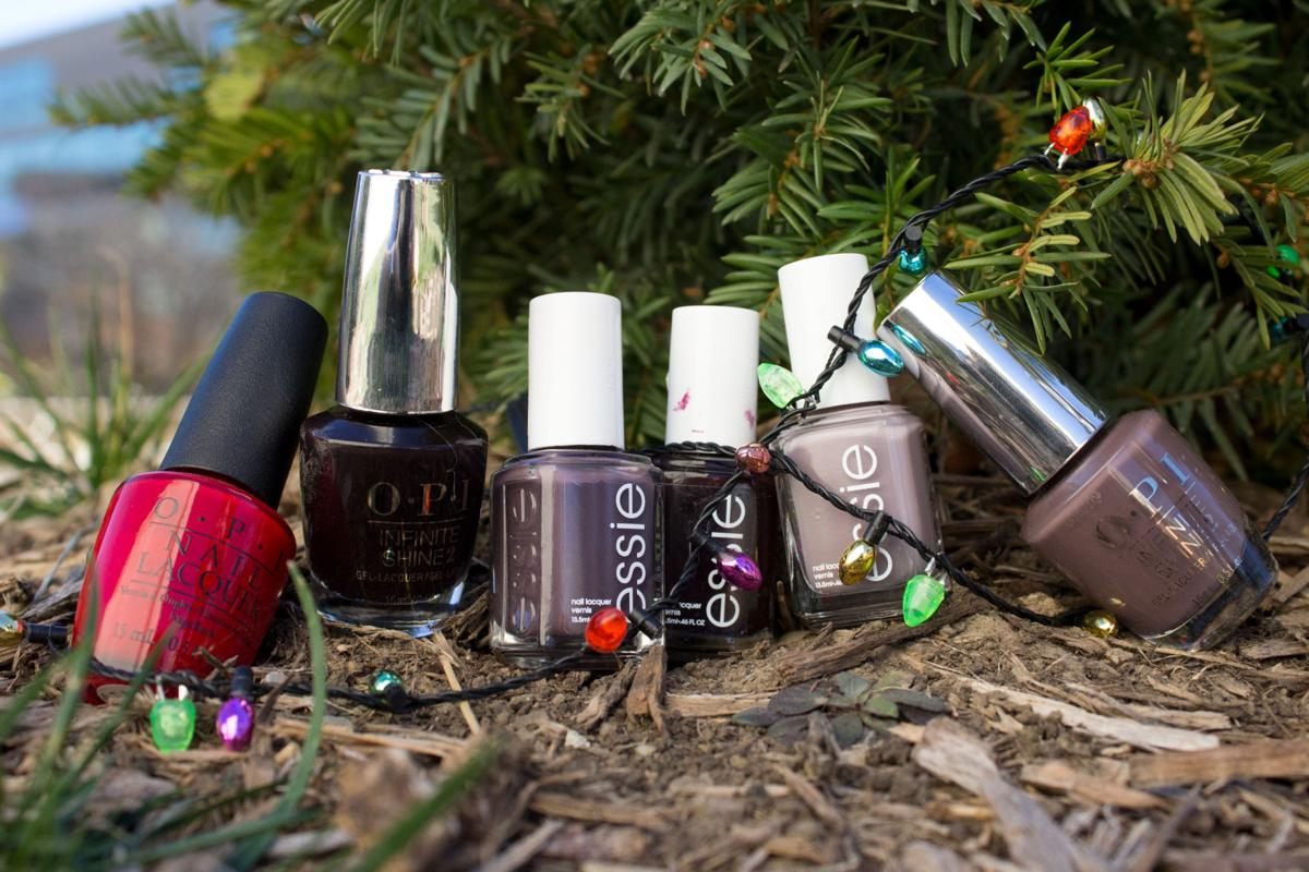 DORN: Dark, neutral nails are perfect for the holiday season ...