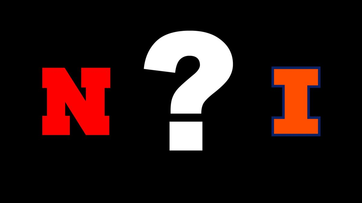 Editor score predictions: Nebraska vs. Illinois