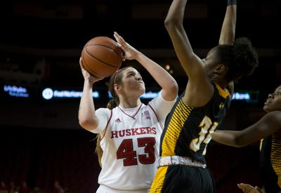NU women's basketball forward gets back on the court after