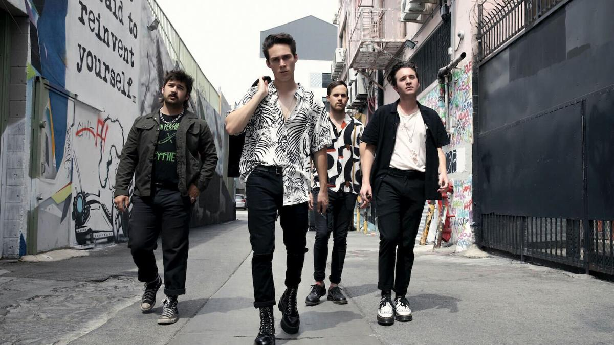 Los Angeles rock band to perform energetic, emotional show in Lincoln