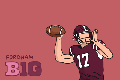 Fordham players to watch art