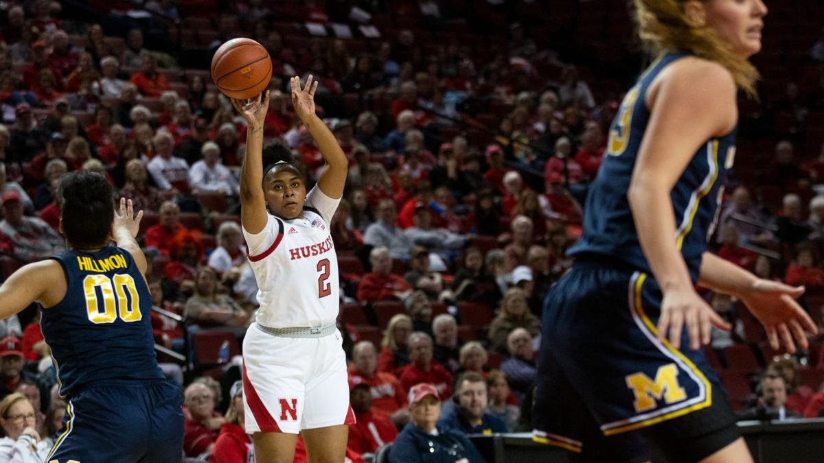 Nebraska storms back from double-digit fourth quarter deficit to beat Wisconsin 72-71
