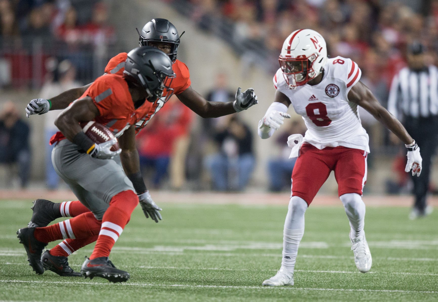 Nebraska holds on for win after furious late rally by Arkansas State