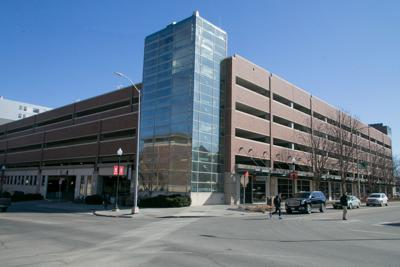 17th and R Parking Garage File Photo