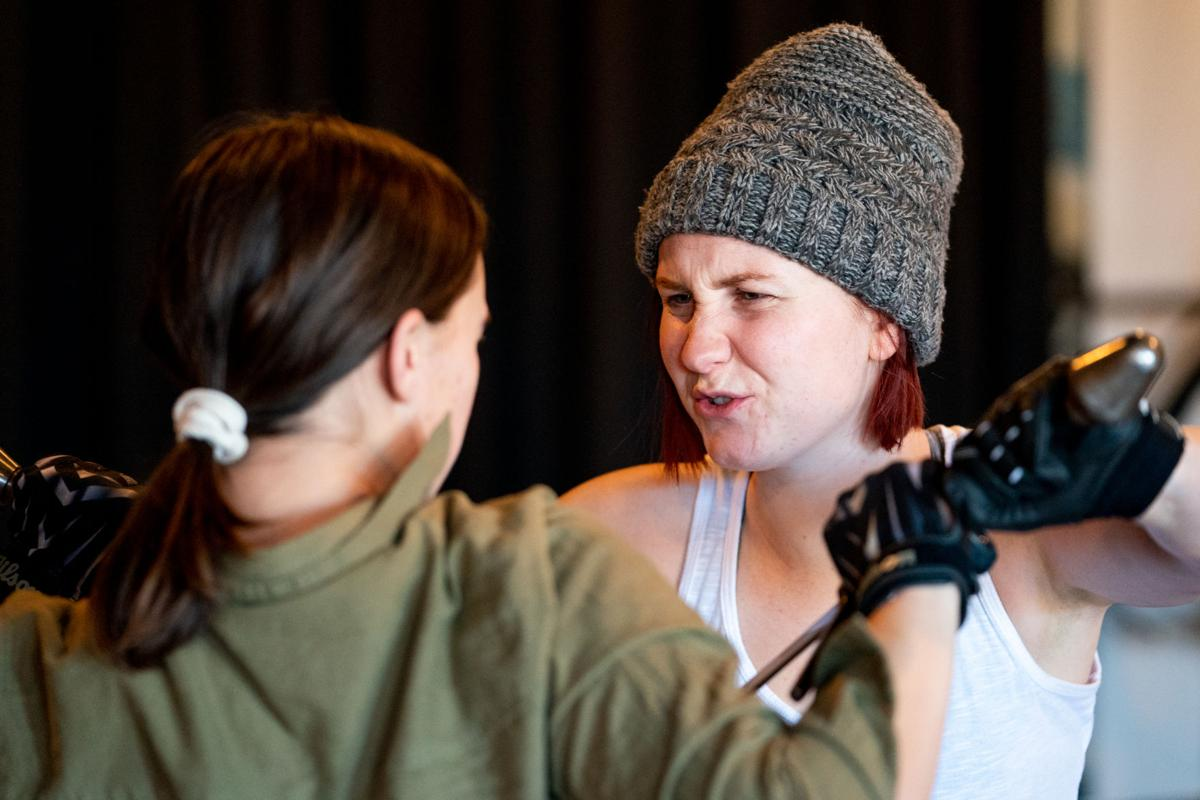 UNL's stage combat professor helps program continue to shine