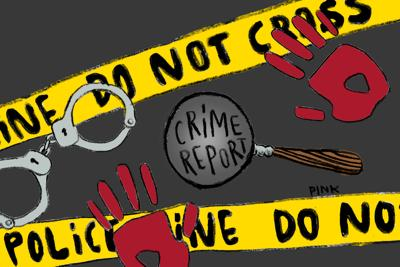 crime log art