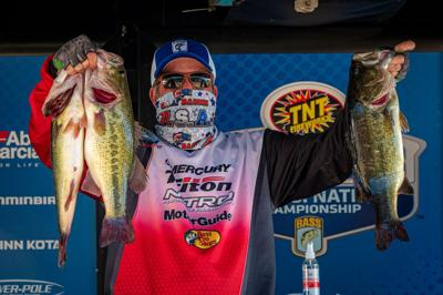 Beffa Comes From Behind To Win B.A.S.S. Nation Regional On Toledo Bend