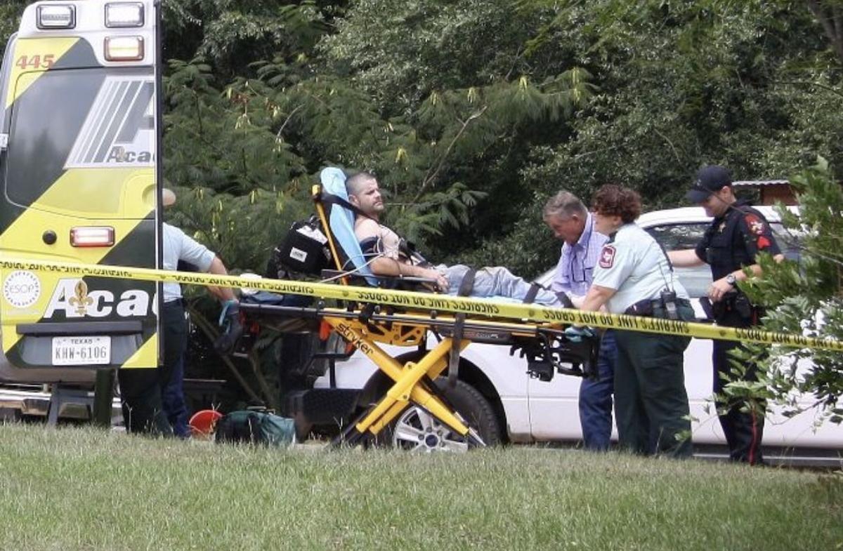 Two people injured in Jasper County shooting