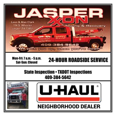 Jasper Exxon Towing and Recovery