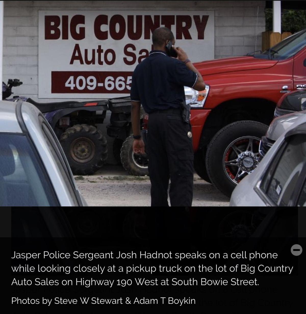 Jasper Car Lots >> Search Warrants Issued At Jasper Used Car Dealership News