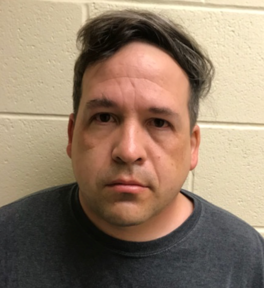 Camacho arrested for online solicitation of a minor