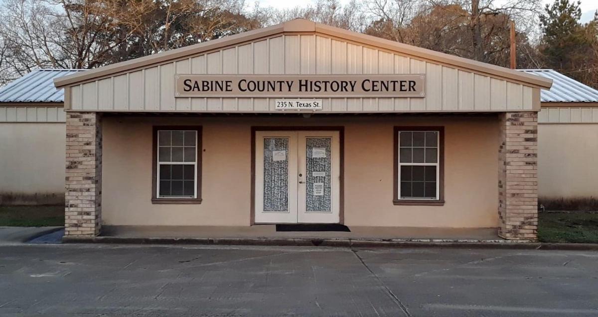 Sabine County History Center