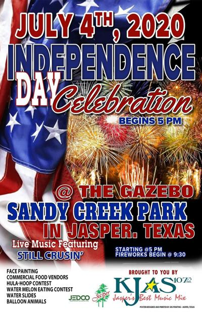 Independence Day Celebration at Sandy Creek Park