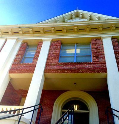 Sabine County Courthouse