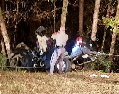 DPS investigates Sabine County Accident