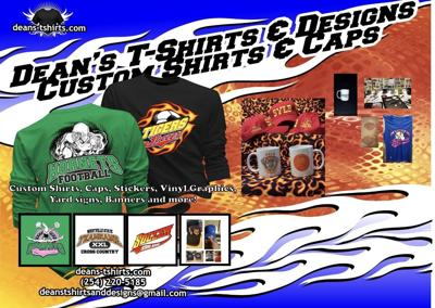 Dean's Custom T-Shirts and Designs
