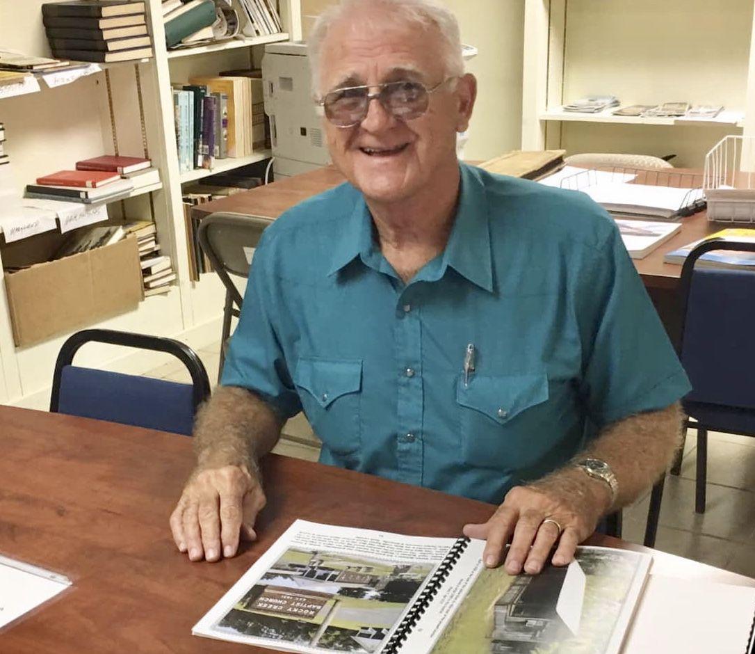 Sabine County History, Weldon McDaniel