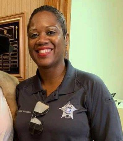 Deputy Richardson-Below, DeSoto Parish Sheriff's Office condolences