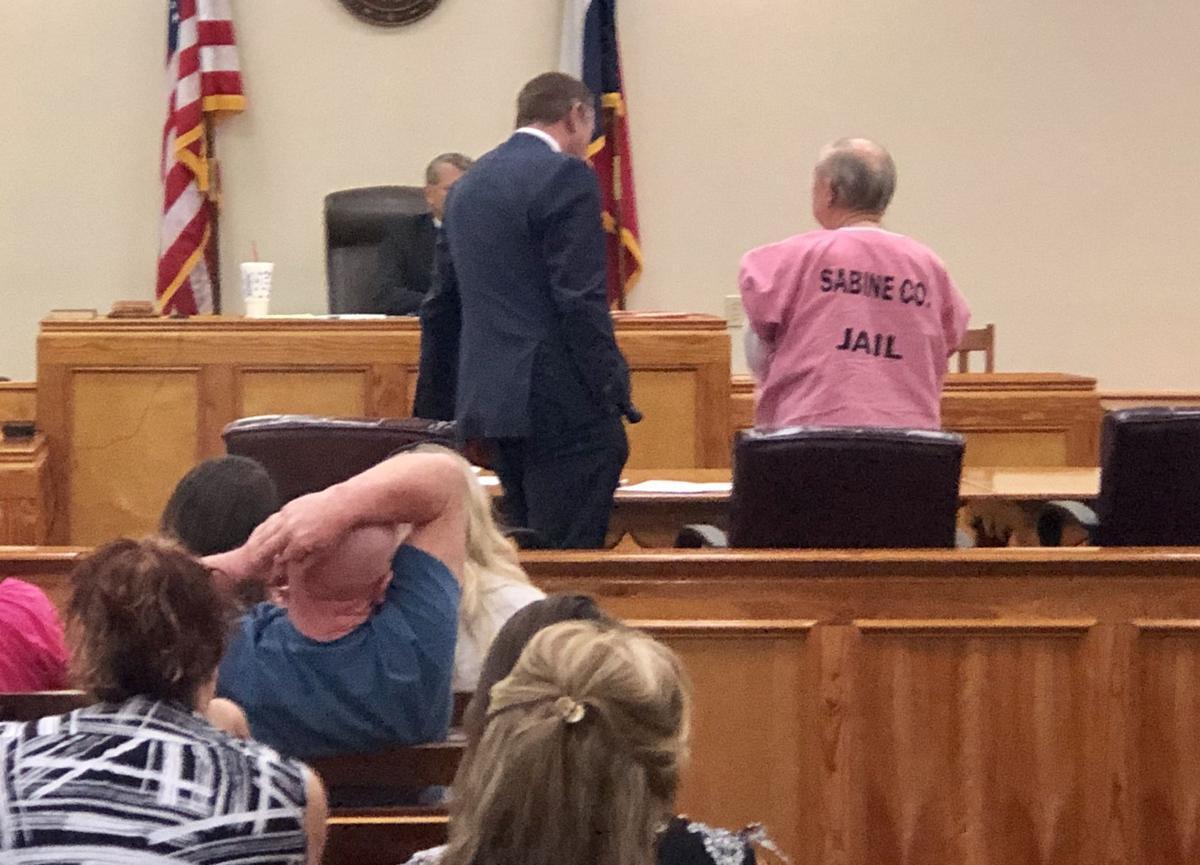 Jerry Dan Webb court proceeding