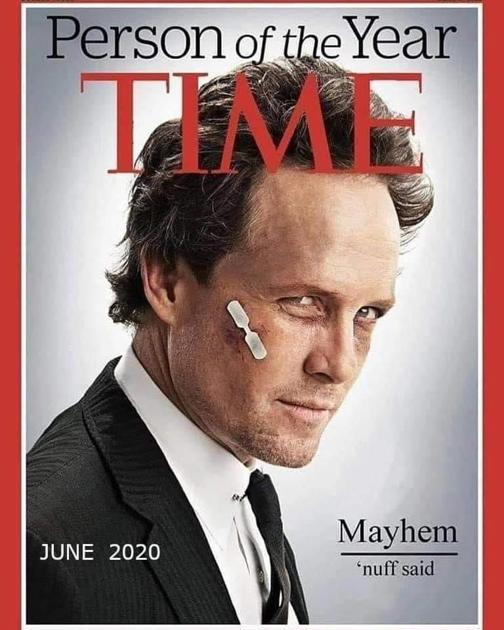 2020 Person of the Year     dailynewsandmore.com