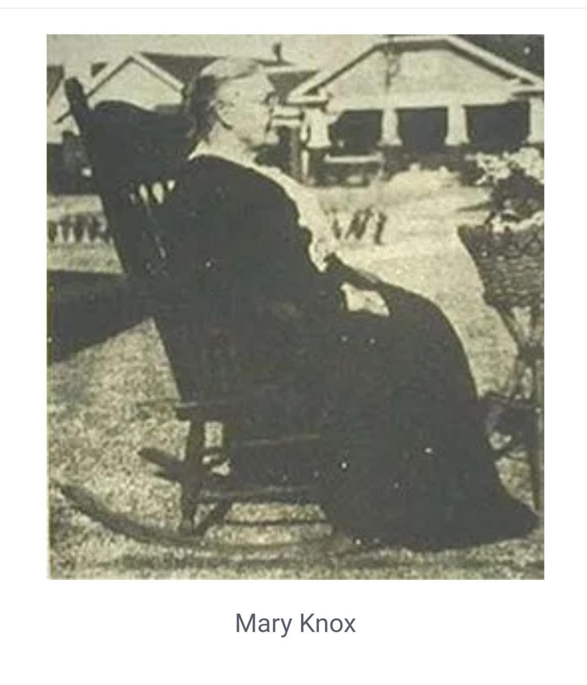 Lillian Knox