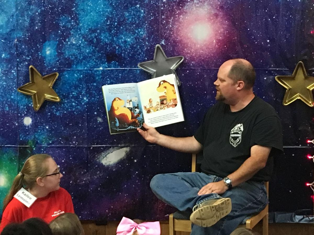 """""""A Universe of Stories"""" at J.R. Huffman Library Summer Reading Program"""