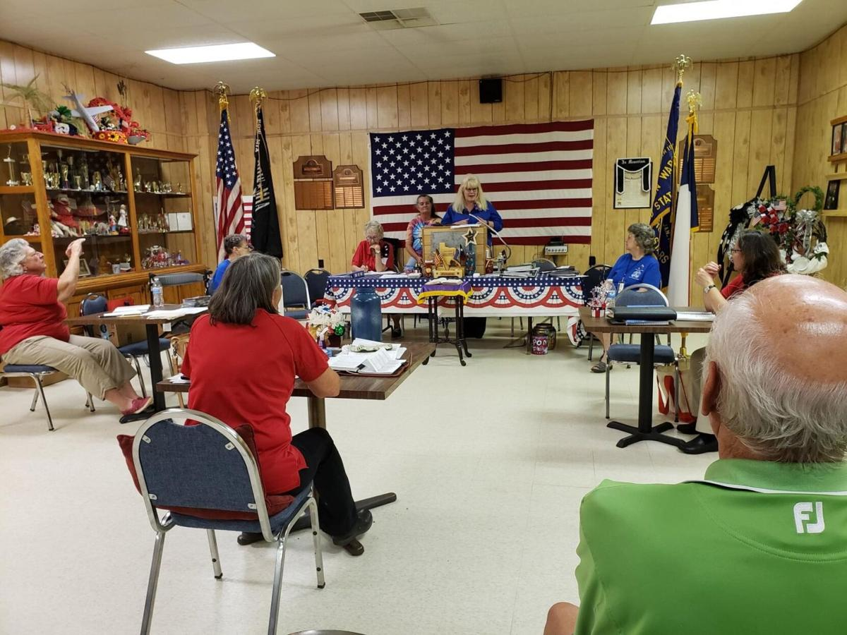 VFW Post 10351 Auxiliary/Christine Johnston