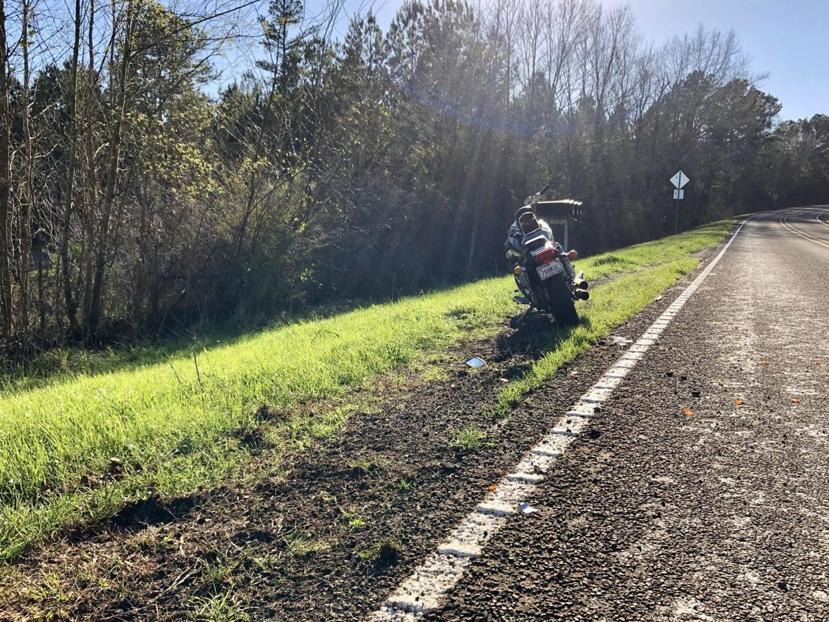 One person airlifted after motorcycle crash on Highway 21
