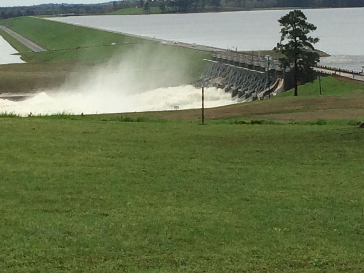 Toledo Bend Dam