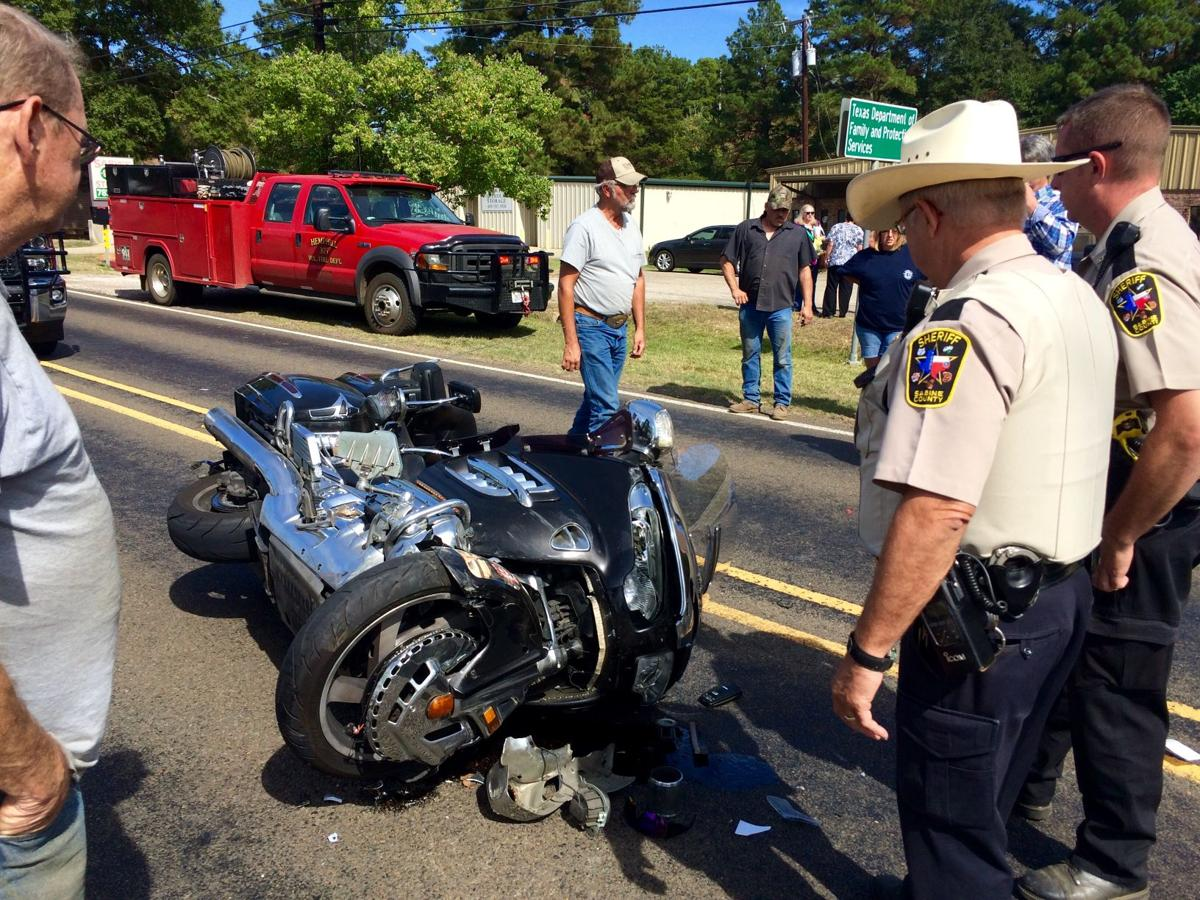 Motorcycle and FedEx truck collide, drivers identified
