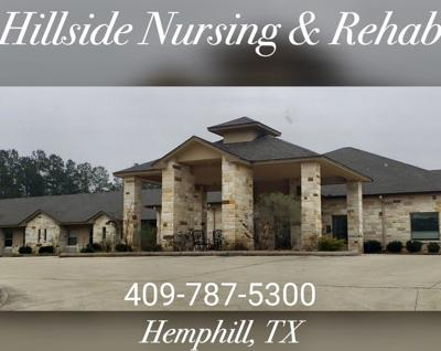 Hillside Nursing and Rehabilitation, COVID-19 free and private rooms available