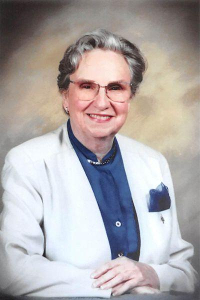Mae Louise Milner Mullin,