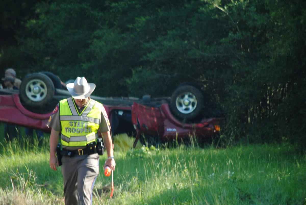 DPS investigating fatal roll-over accident in Sabine County